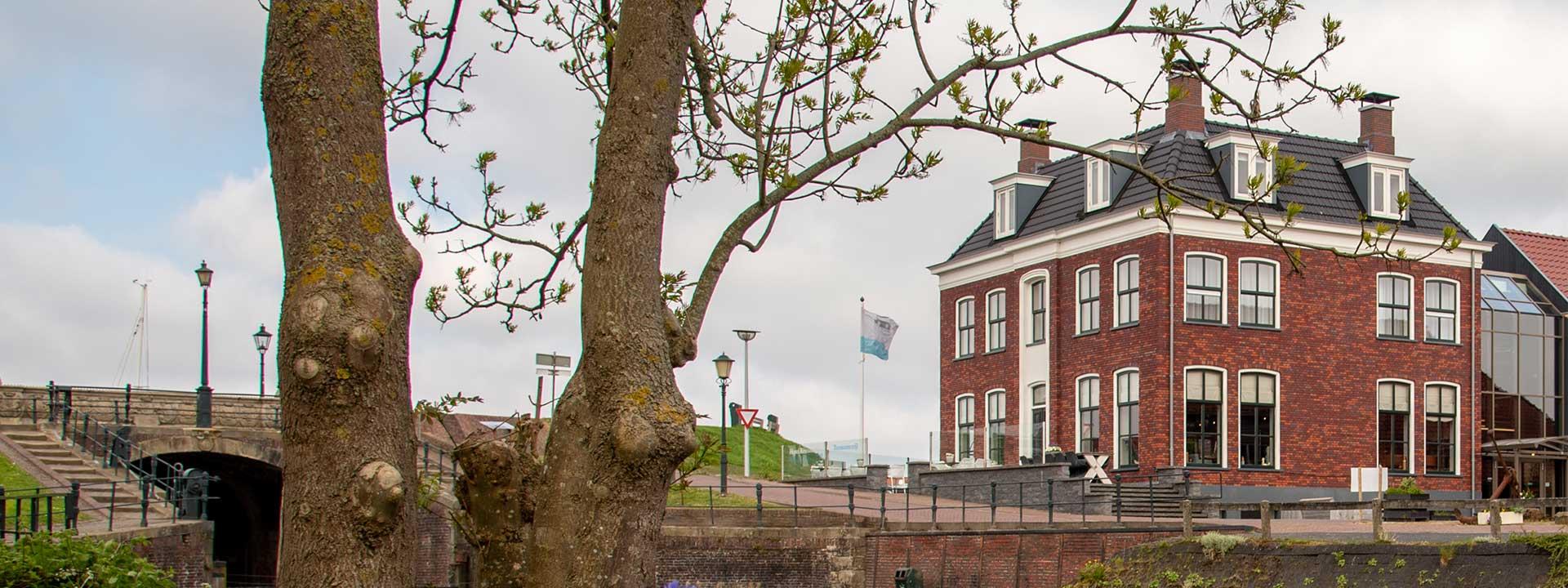 Hotel Restaurant Termunterzijl Delfzijl Groningen hero home